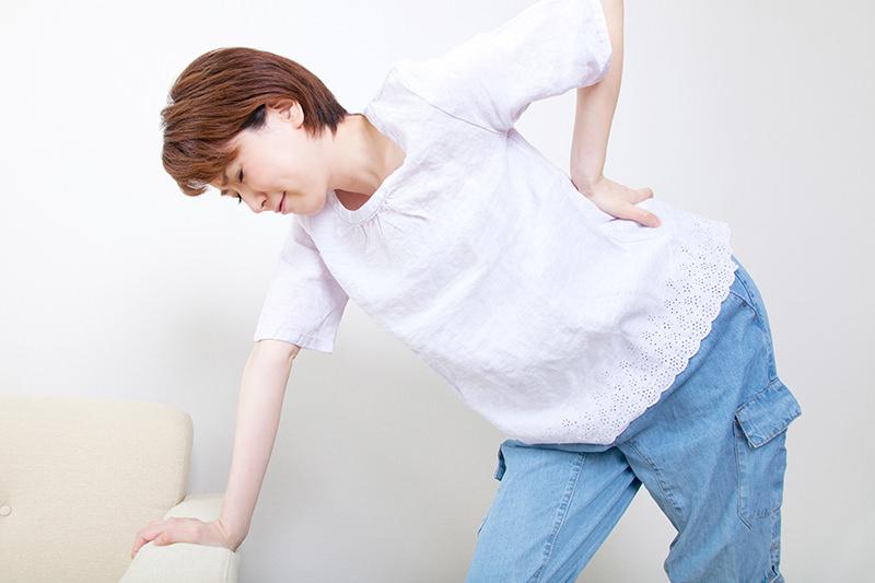 腰の痛み・ヘルニア
