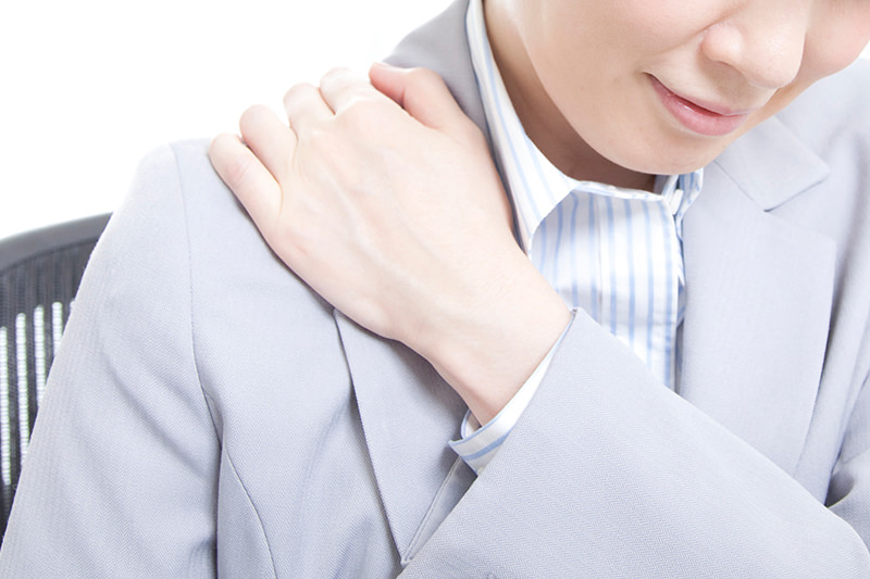 肩・股関節の痛み